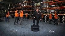 """Pièces et Pneus - vente de pièces auto neuves par Internet www.piecesetpneus.com - février 2011 - """"PiècesetPneus.com, avec Guy Roux"""""""