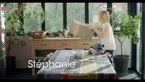 """Meetic - site de rencontres Meetic.fr, """"Real People, Voyez plus grand pour vos rencontres"""" - janvier 2013 - Stéphanie"""