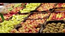 """Marcel pour Intermarché - supermarchés, hypermarchés, """"Un Noël de rêve façon Norbert"""" - décembre 2013 - l'entrée"""