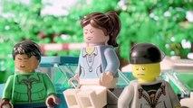 PHD, Drum pour Warner Bros - film d'animation, «The world's first all Lego adbreak» - février 2014