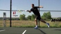 Ogilvy One pour Babolat - raquette connectée Babolat Play, «Babolat Play, la première raquette connectée» - janvier 2014