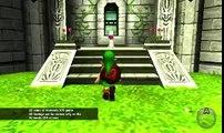 "Nintendo - jeu vidéo ""The Legend of Zelda, Ocarina of time sur Nintendo DS"" - juin 2011 - Robin et Zelda Williams"