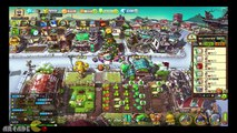 Plants Vs Zombies 2 Online - New Christmas Update Qin Shi Huang Mausoleum Gameplay