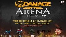 PENTA vs FlipSid3 CM.TV 99Damage Arena #4