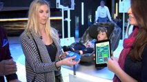 Mario Interviews Intel Representatives at CES 2015