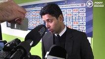 PSG : Nasser Al Khelaïfi et son discours aux joueurs
