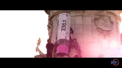 Paris Webcube - 11/01/15 - Place de la République