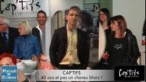 CAP D'AGDE - 2015 - CAP'TIFS - 40 ans et pas un cheveu blanc