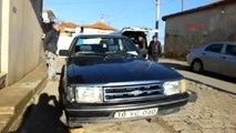 Balıkesir Burhaniye Burhaniye? de 17 Aracın Lastikleri Kesildi