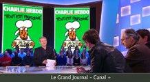 Le retour de Charlie Hebdo avec une Une émouvante
