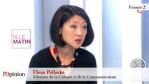 """TextO' : Fleur Pellerin : """"Il n'était pas question que Charlie Hebdo devienne Okapi"""""""