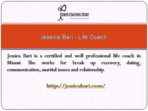 Jessica Bari – Life Coach