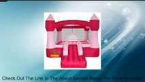 Cloud 9 Princess Inflatable Bounce House - Pink Castle Theme Review