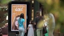 Silenzio, Novedia, Clear Channel pour Studiocanal - film «Lou ! Journal infime», «Panneau d'affichage interactif» - octobre 2014