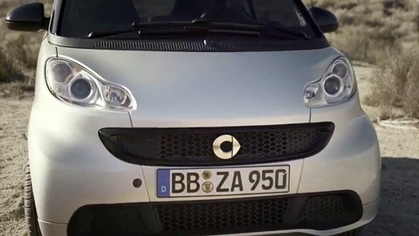 Smart - voiture Smart Fortwo, Offroad - juin 2013