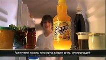 """Sunny Delight - boissons aux fruits - avril 2009 - """"Tu vas boire ce que tu vas boire."""", """"Le T-shirt"""", 10s"""