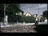 Publicité Sécurité routière Deux-roues