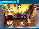 """Ubisoft - jeu vidéo, """"Les Lapins Crétins partent en Live, sur Xbox 360 Kinect"""" - novembre 2011 - trailer réalité augmentée"""