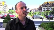 Interview de Farid Mokart, président du jury du Grand Prix de la publicité, par Olivier Mongeau
