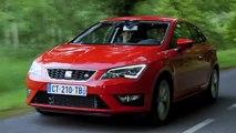 "Seat - voiture Seat Leon SC, ""Alex Goude et Sandrine Corman"" - juin 2013 - design"