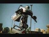 Publicité Citroën Robot Transformers