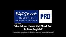 "Wall Street Institute - cours d'anglais - janvier 2011 - ""La langue"", Wall Street Pro"