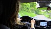 """Seat - voiture Seat Leon SC, """"Alex Goude et Sandrine Corman"""" - juin 2013 - intérieur"""