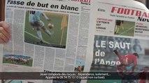 Young & Rubicam Paris pour FDJ - paris sportifs Parions Sport, «Parions sport, avec Bixente Lizarazu» - juin 2014 - journal