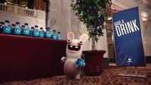 Ubisoft - éditeur de jeux vidéo, «Conférence d'Ubisoft à l'E3 de Los Angeles, avec les Lapins crétins» - juin 2014