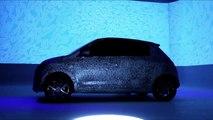 We are social pour Renault - voiture Nouvelle Renault Twingo, «Undress New Twingo» - février 2014