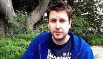 Eurobest 2011 - Christophe Clapier de BETC Euro RSCG, membre du Jury Interactive et Mobile - novembre 2011