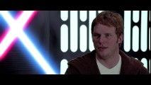 """Xbox (Microsoft), Lucas Arts - console de jeux Xbox 360 Kinect Star Wars, """"Duel avec Dark Vador"""" - janvier 2012"""