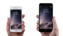TBWA Media Arts Lab pour Apple - smartphone iPhone 6, iPhone 6 Plus, «Huge, Cameras» - septembre 2014