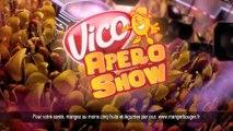 """Vico (Intersnack) - chips, """"Vico Apero Show, avec Mr Apero"""" - mai 2011"""