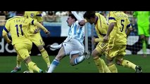 TBWA Chiat Day pour Adidas - équipementier sportif, «Le rêve de Léo Messi pour la Coupe du Monde, The Dream» - mai 2014