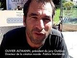 Cannes Lions 2011: Olivier Altmann de Publicis Conseil