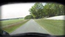 """Sécurité Routière - lutte contre les accidents de la route - juin 2010 - """"Deux-roues motorisés"""", sortie de route"""