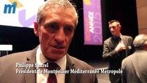 Les Voeux 2015 de Philippe Saurel, président de Montpellier Méditerranée Métropole, maire de Montpellier, pour la Frenchtech