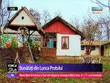 Bunătăţi din Lunca Prutului. La 20 km de Galați, în localitatea Şiviţa, există un loc în care poţi trăi ca în urmă cu un secol, la Vatra cu Dor. Casă tradiţională, gătitul la ceaun, rețete tradiționale, somnul pe o saltea cu paie