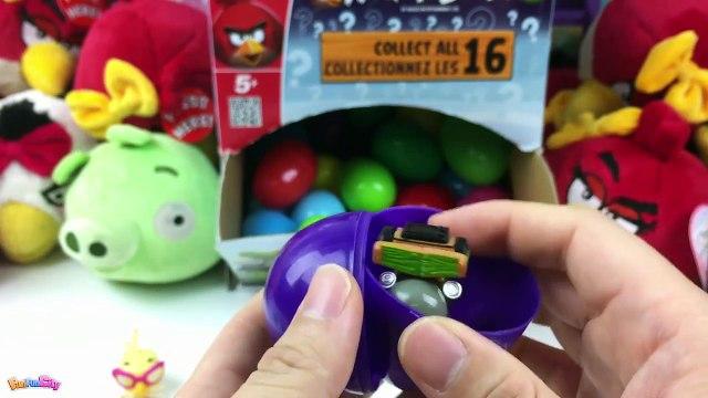 Surprise Eggs Angry Birds Surprise Eggs, Angry Birds Stella, Angry Birds Go, Angry Birds Transformer