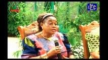 Mme M.Lukoji,Nelly Munguludiaka,J.Mpinga, toutes veuves d'anciens premiers Ministres congolais