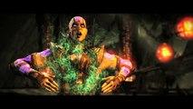 "Mortal Kombat X - Trailer / Gameplay Officiel ""WHO'S NEXT ?"" - Kitana / Goro / Raiden"