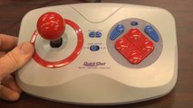 Classic Game Room - QUICKSHOT SNES controller review