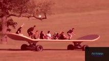 Sport Extrême Mondial avec chûtes et cascades époustouflant filmer avec des caméras embarquée (Gopro) le tout en compilation