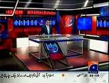 Aaj Shahzaib Khanzada Ke Saath ~ 14th January 2015 - Pakistani Talk Shows - Live Pak News