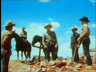 Fort Defiance 1951 Full Length Western Movie (480p)