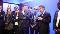 Réunion de rentrée des Jeunes UMP - discours de Nicolas Sarkozy