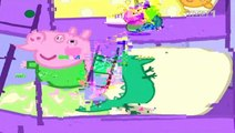 Świnka Peppa - Urodziny Georgea (Bajki dla dzieci - Nowe Odcinki)