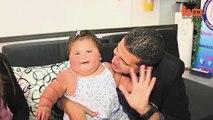 Un bébé de 10 mois pèse 20 kilos et personne ne sait pourquoi