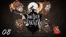 Don't Starve Together! (Pt. 8) JSmith & Baer & Mathas & Alpaca